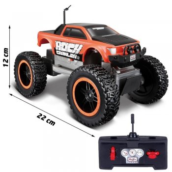 Maisto Tech Rock Crawler Junior U/K Araba Kırmızı