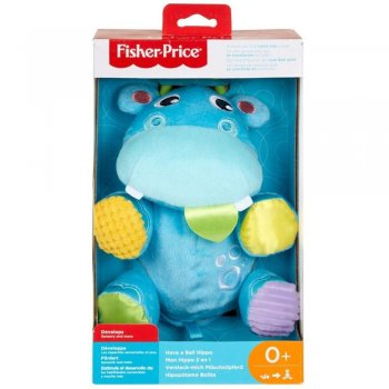 Fisher Price 2si 1 Arada Hippo-Top