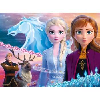 Trefl Puzzle Frozen 2, The Courage of the Sisters 30 Parça Puzzle