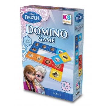 KS Games Frozen Domino