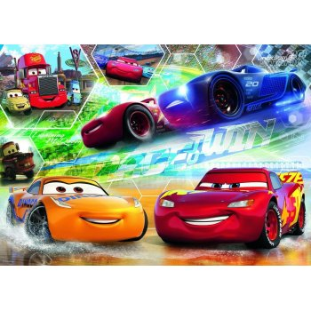 Trefl Puzzle Road to Victory / Disnet Cars 3 200 Puzzle